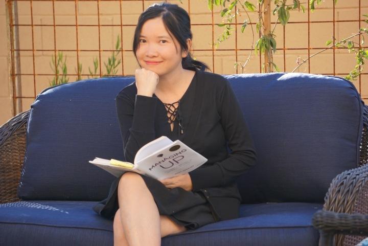 Một công việc bất ngờ, và câu chuyện về thể hiện bản thân khi học PhD ởMỹ