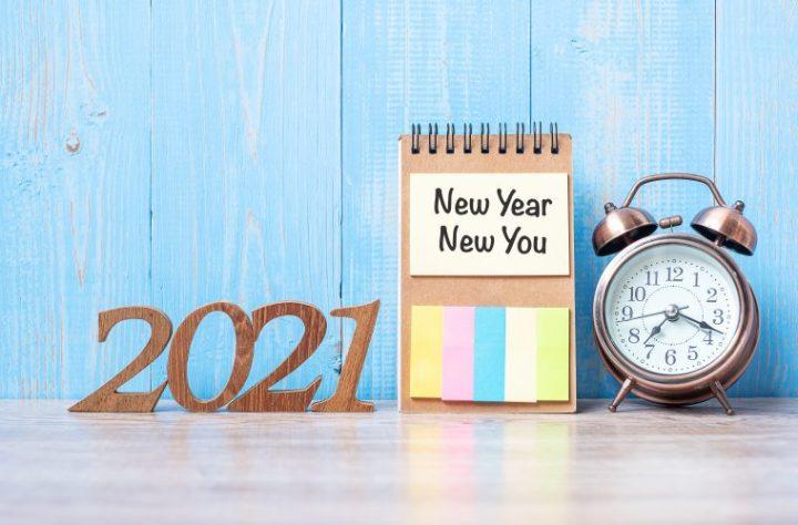10 kế hoạch cho năm mới2021